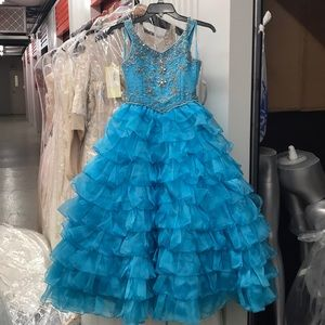 Bali Kids LR828 Pageant Dress